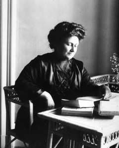 Dr. Maria Montessori was an Italian physician and educator best known for the philosophy of education that bears her name.